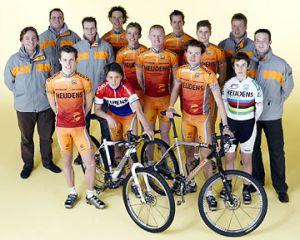 Team Heijdens Ten Tusscher 2005